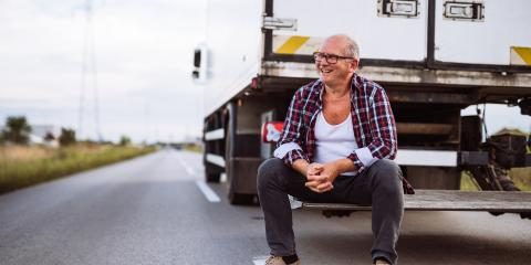 4 Truck Safety Tips to Minimize Muscle Soreness on Road Trips, Riga, New York