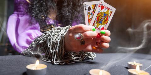 Sneak Peek: Tarot Card Lunch Club, Blue Ash, Ohio