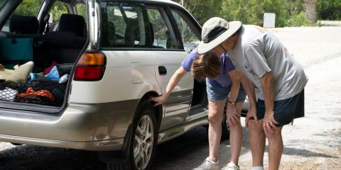 24-Hour Roadside Assistance Experts Highlight 4 Reasons You Should Pull Over, Ewa, Hawaii