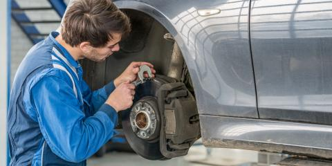 5 Signs Your Vehicle Needs Brake Repair, Wentzville, Missouri