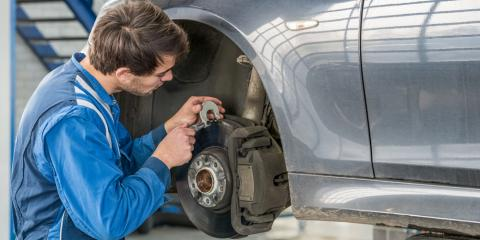 5 Signs Your Vehicle Needs Brake Repair, Anchorage, Alaska