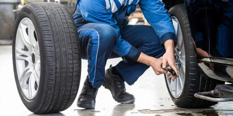 What Causes Uneven Wear on Tires?, Paterson, New Jersey