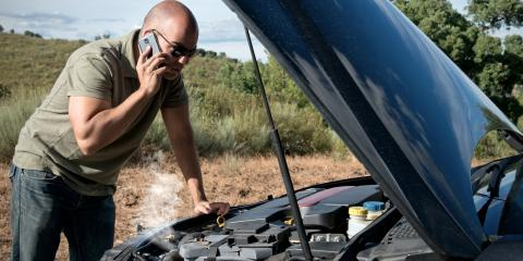 How to Tell Your Vehicle Is Overheating, Mountain Home, Arkansas