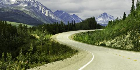 5 Ways to Get Used to Driving in a New Area, Anchorage, Alaska