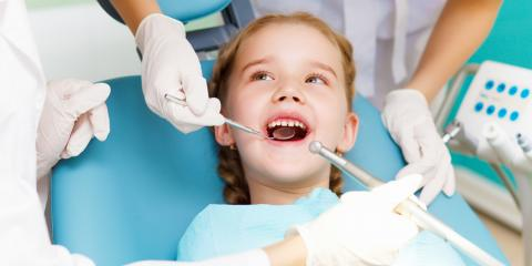 Children's Dentist Reveals 3 Facts About Flossing, Anchorage, Alaska