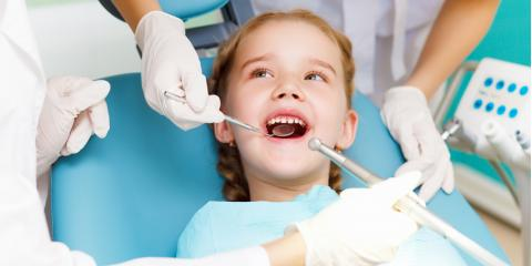 When Should My Child First Visit a Dentist?, Henrietta, New York
