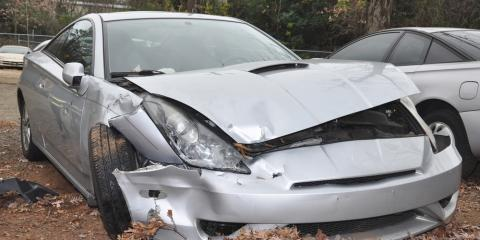 "An Auto Body Shop Explains What It Means When Your Car Is ""Totaled"", East Hanover, New Jersey"