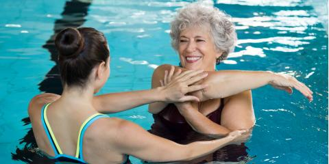 3 Reasons Seniors Should Take Up Swimming, Newark, New York