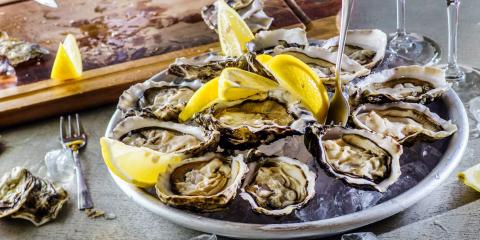 What Are the Different Types of Oysters?, Gulf Shores, Alabama