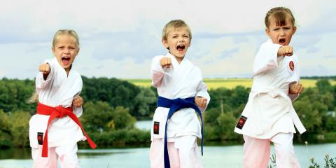 3 Mental & Physical Benefits of Kids' Martial Arts, Middletown, New York