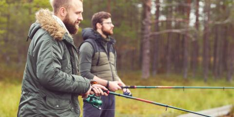 3 Reasons to Go Fishing for Your Bachelor Party, Whiteville, Arkansas