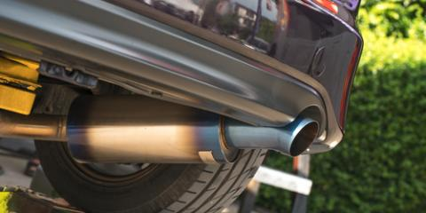 3 Warning Signs You Need Muffler Repair, Lihue, Hawaii