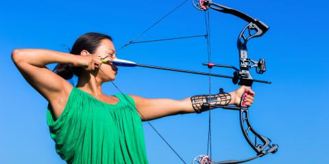 The Anatomy of a Compound Bow, Independence, Kentucky