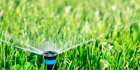 Top 3 Signs Your Sprinkler Needs Repairs, Lincoln, Nebraska