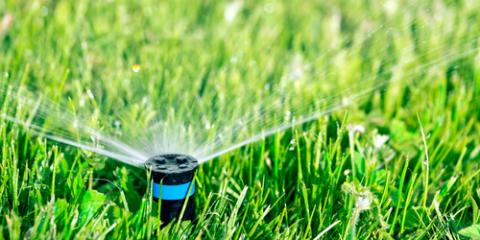 Do You Know How Irrigation Systems Conserve Water?, Lincoln, Nebraska