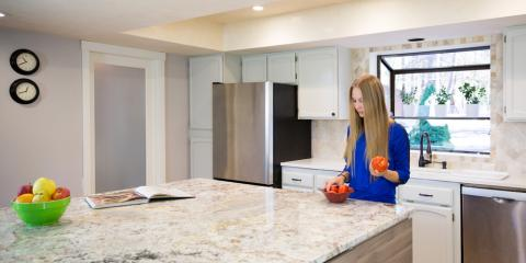 3 Tips for Choosing Between Granite & Marble Countertops for Your Kitchen Remodeling Project, Marlboro, New Jersey