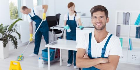 5 Ways Business Owners Benefit From Hiring a Cleaning Contractor, Norwood, Ohio