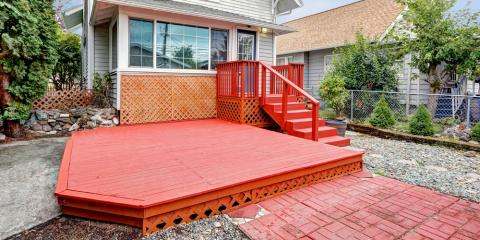Know Your Deck & Railing Materials, Stayton, Oregon