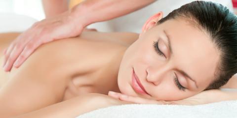 Get a $38 October Birthday Massage at MassageLuXe!, Edwardsville, Illinois
