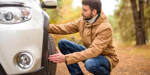 4 Steps to Check the Air Pressure of New or Used Tires , Lemay, Missouri