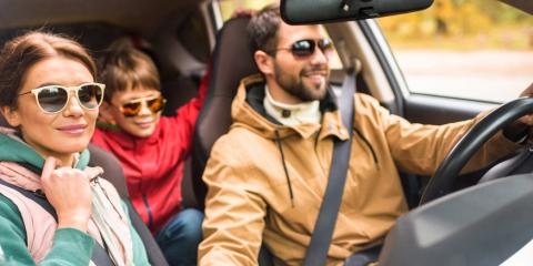 3 Ways to Protect the Eyes While Driving, West Chester, Ohio