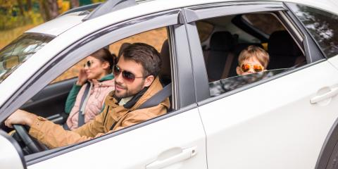 6 Safe Driving Tips This Thanksgiving, Burney, California
