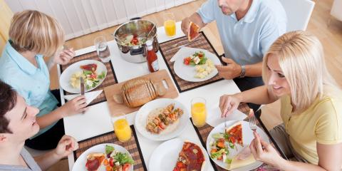5 Compelling Reasons Families Should Eat Together, Foley, Alabama