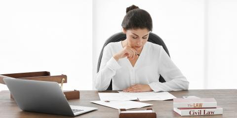 Legal Jargon You Might See in a Contract, Greensboro, North Carolina