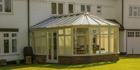 Sunrooms & Conservatories: Can You Tell the Difference?, Perinton, New York