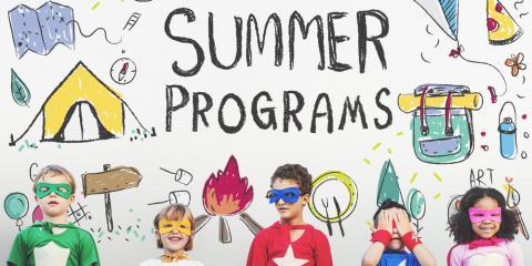 Top 3 Benefits of a Summer Program, ,