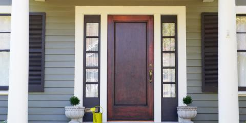 3 Ways a New Entry Door Boosts Home Value, Green, Ohio