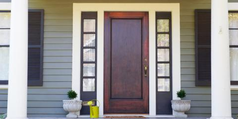 How a New Front Door Can Improve Home Security, Green, Ohio