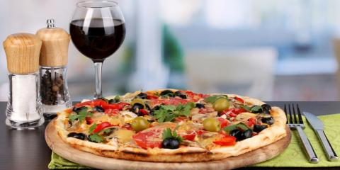 How to Pair Wine With Pizza, Oxford, Connecticut