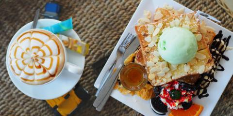4 Delicious Tea & Dessert Pairings, Honolulu, Hawaii