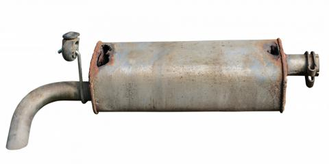4 Essentials to Know About Your Car's Muffler/Exhaust System, Meriden, Connecticut