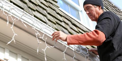 3 Reasons to Clean Your Windows and Gutters Before Hanging Holiday Decorations, Vernon Center, New Jersey