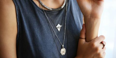 3 Ways to Style Pendant Necklaces, Florissant, Missouri