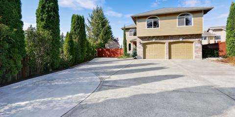 3 Signs You Need Concrete Repair, West Chester, Ohio