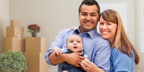 How To Make it Easier to Move With a Baby, Cambridge, Minnesota