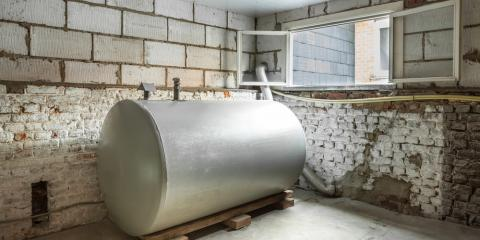 4 Signs It's Time to Replace Your Heating Oil Tank, West Haven, Connecticut