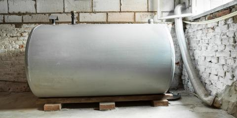 What to Do in the Event of a Heating Oil Tank Leak, Ledyard, Connecticut