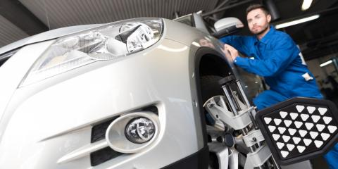 When to Schedule Wheel Alignment & Tire Rotation, High Point, North Carolina