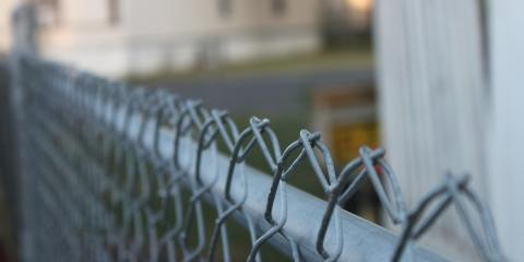 4 FAQ About Chain Link Fences, Nicholasville, Kentucky