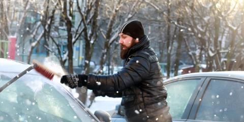How to Maintain Your Car in the Winter, ,