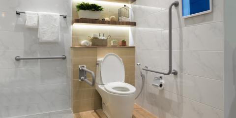 5 Ways to Make Bathroom Designs Safer for Seniors, Newington, Connecticut