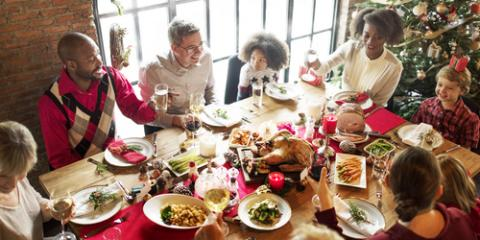 3 Tips for Maintaining a Healthy Diet Throughout the Holidays, Queens, New York