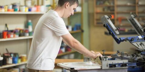 4 Reasons to Choose a Local Screen Printing Company, La Crosse, Wisconsin