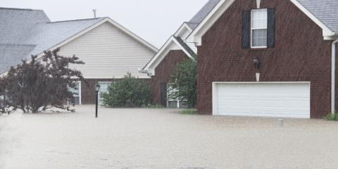 3 Types of Water Damage in Homes, Richmond Hill, Georgia