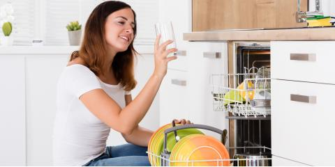 A Guide to Various Dishwasher Styles, Chandler, Arizona
