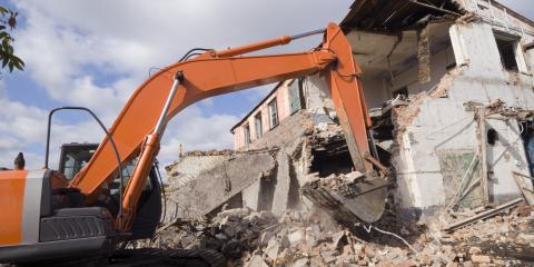 3 Reasons to Leave Demolition to the Professionals, Wailuku, Hawaii